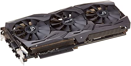 ASUS GeForce GTX 1060 6GB ROG STRIX OC Edition VR Ready HDMI 2.0 DP 1.4  Graphic