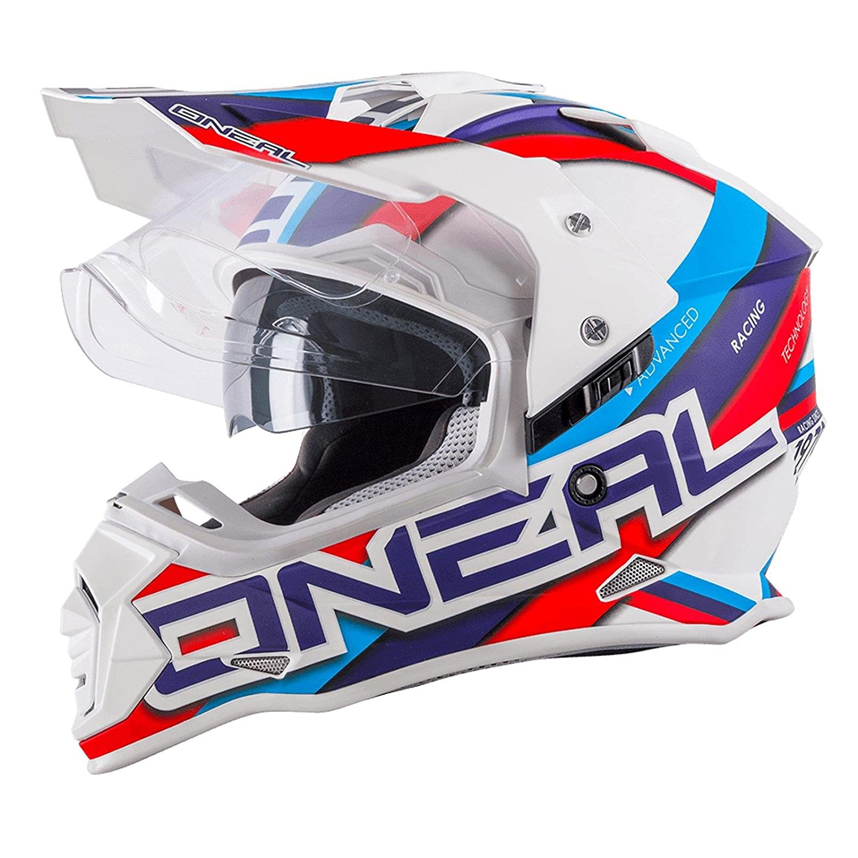 Oneal Sierra II Circuit Dual Sport Helmet