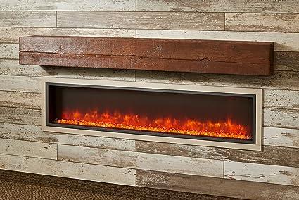 amazon com mantels direct 60 inch stone fireplace mantel shelf rh amazon com 60 inch white fireplace mantel breckenridge 60-inch wood fireplace mantel shelf
