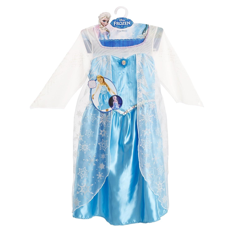 5a1e5c07c06b Amazon.com  Frozen Disney Frozen Elsa New Blue Dress  Toys   Games