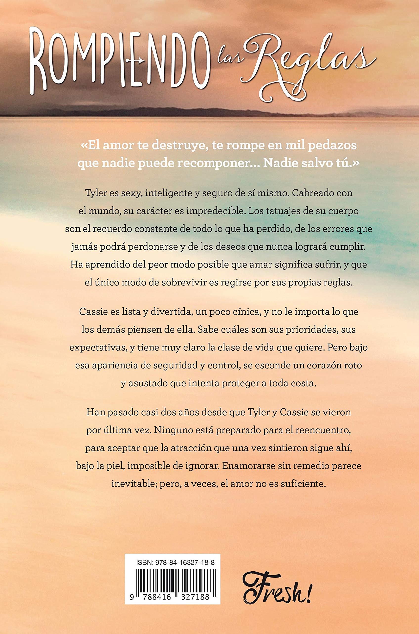 Rompiendo las reglas (Titania fresh): Amazon.es: Martínez, María ...