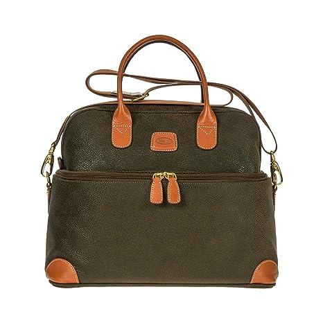 215dbd6233 Bric's BLF02530 Case da viaggio , Verde (Olive): Amazon.it: Valigeria
