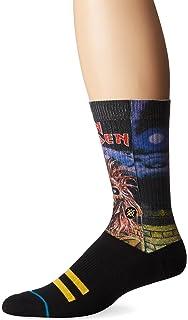 Stance Mens Iron Maiden Crew Sock
