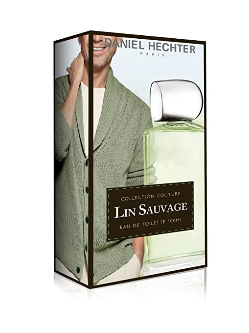 Daniel Hechter Eau De Toilette Homme Collection Couture Lin