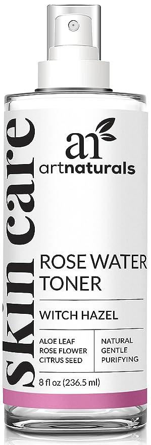ArtNaturals Rosewater Witch Hazel Toner