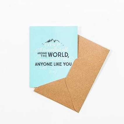 Mr. Wonderful woa01291 tarjeta de felicitación - Daría La ...
