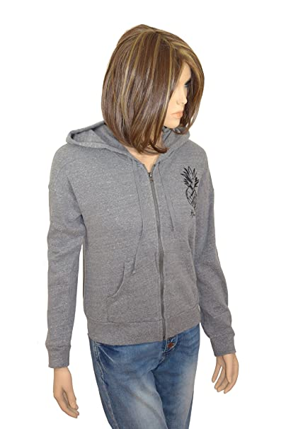Hollister - Chaqueta deportiva - para mujer gris XS