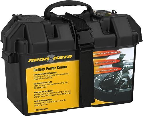 Lithium <span>Marine Battery for Trolling Motor</span> (Deep Cycle Power Center) [Minn Kota] Picture