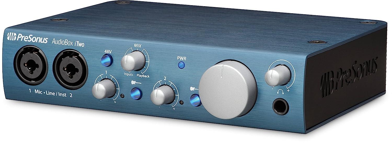 PreSonus AudioBox iTwo Voice Recorder