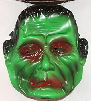 Children CHILDS Frankenstein/HULK Mask (máscara/careta): Amazon.es: Juguetes y juegos