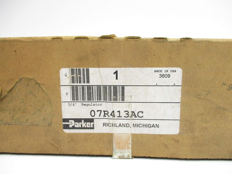 Parker 07R413AC 250PSI NSMP