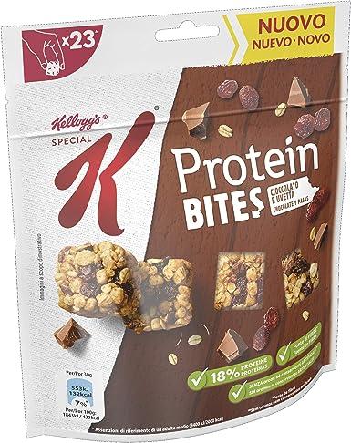 Kelloggs, Barrita de cereal - 120 gr.: Amazon.es: Alimentación y ...