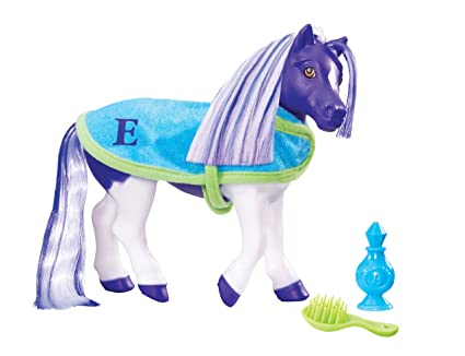 Bathing Accessories Breyer Luna Color Changing Bath Time Unicorn Toy