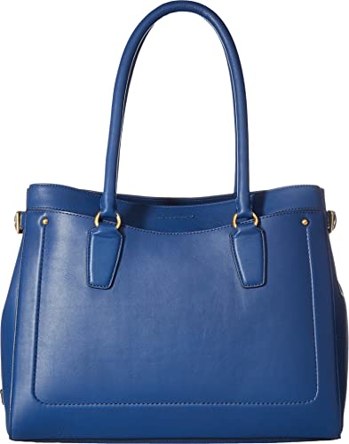 eb377a274797 Cole Haan Women's Esme Work Tote Navy Peony One Size: Amazon.co.uk ...