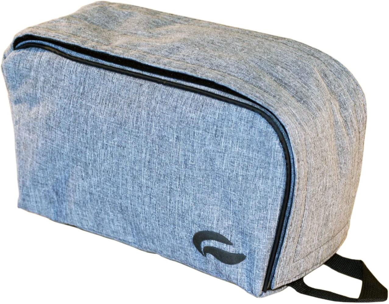Skunk Lifestyle Edition Travel Pack Smell Proof 6 Case Gray US Patent Number D816,984 S