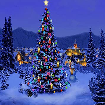 Christmas Tree Live Wallpaper Free