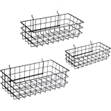 Dorman Hardware 4-9845 Peggable Wire Basket Set 4 X Pack of 3