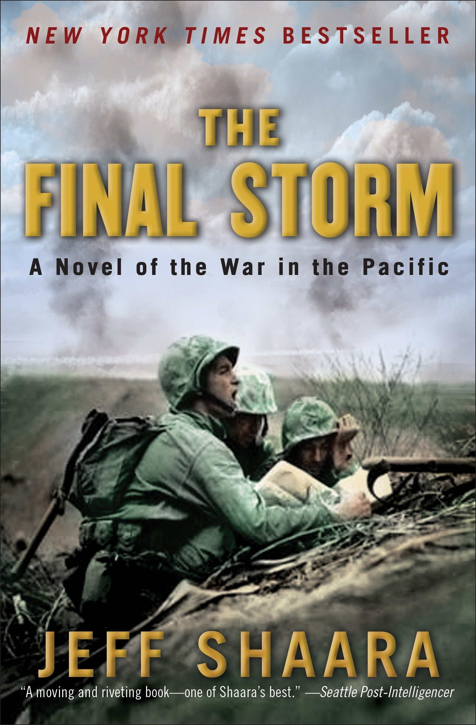 Download The Final Storm: A Novel of the War in the Pacific (World War II) PDF