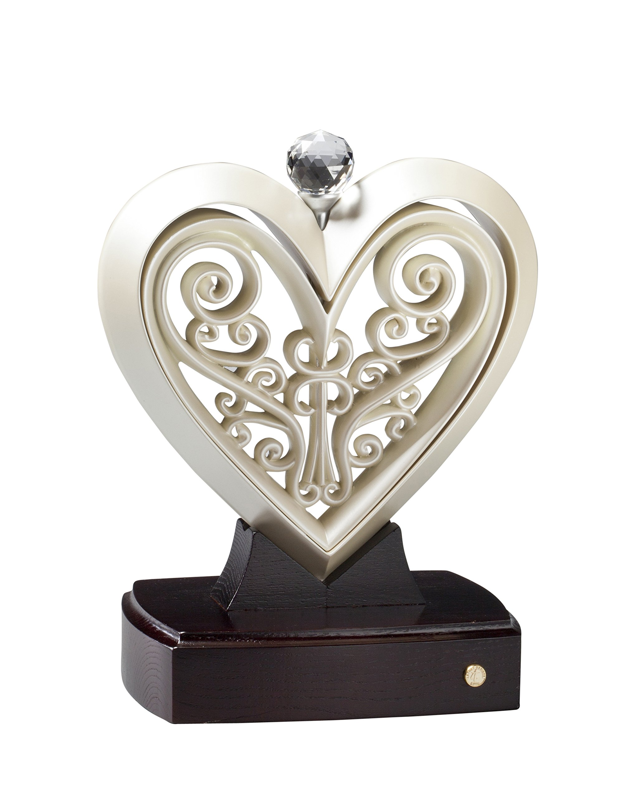 Unity Heart Ivory Color