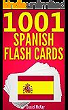 1001 Spanish Flash Cards : Spanish Vocabulary Builder