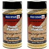 Red Star Nutritional Yeast  VSF Mini Flake 5oz (pack of 2)