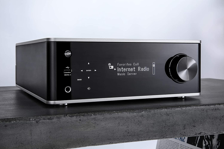 Amazon.com: Denon PMA-150H Amplificador de red integrado ...