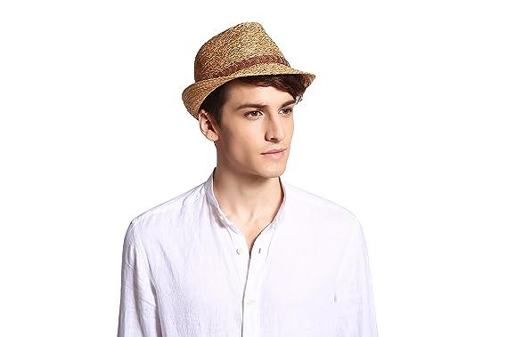 56faa404e3e14 Deevoov Fashion Straw Sun Hat Beach Summer Hats (59cm