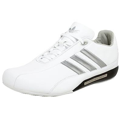 buy popular ceecc d38ae ... italy adidas originals mens porsche design s2 sneakerwhite white silver  2784e 4cda5