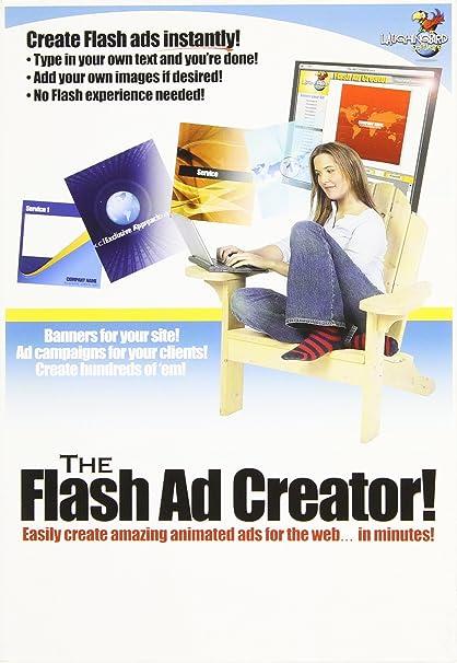 Amazon Com Flash Ad Creator Software