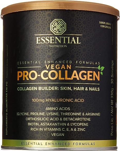 Vegan Pro-Collagen - 330 Gramas - Essential