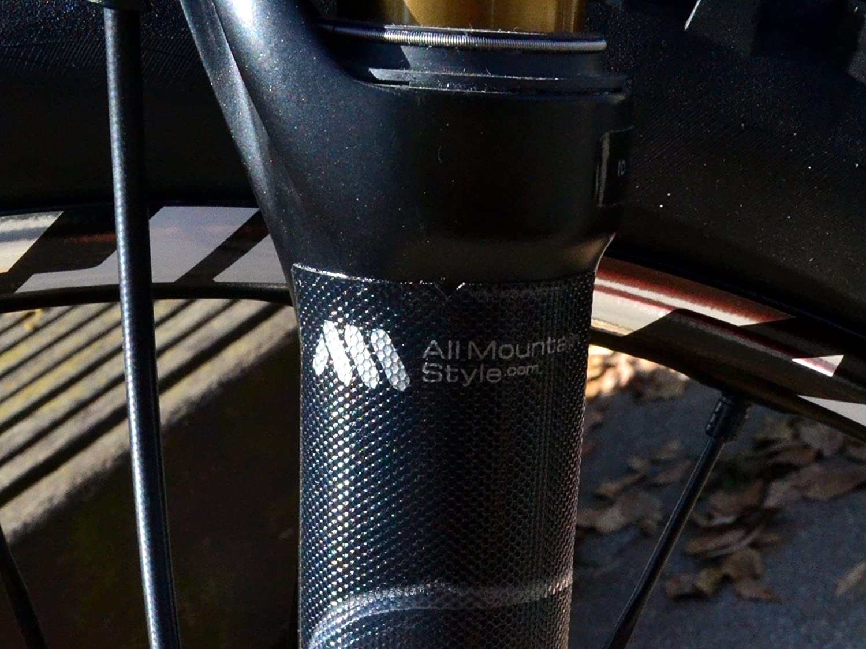 All Mountain Style Amsfg3clsv Protector Horquilla, Unisex Adulto, Transparente/Plata, M: Amazon.es: Deportes y aire libre