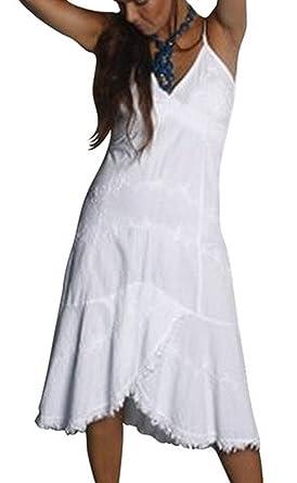 Spaghetti Strap Organic Dress