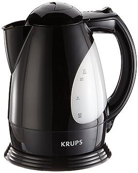 Krups F LA1 43, Negro, 2200 W, 1200 g - Calentador de agua