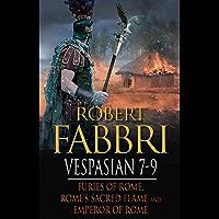 Vespasian 7-9 (Vespasian Bundle) (English Edition)