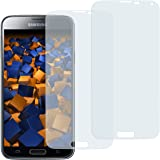 2 x mumbi Displayschutzfolie Samsung Galaxy S5 / S5 Neo Schutzfolie