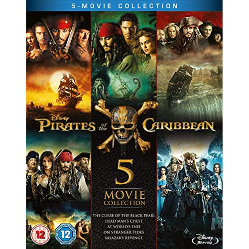 Disney Doppelgangers Pirates Edition: Disney Movies Box Set: Amazon.com