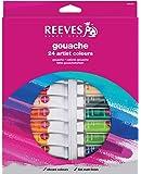 Reeves Gouache Artist Paints - 12ml Tubes - Assorted Colors