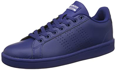 adidas neo Women s Cloudfoam Advantage Clean W Uniink and Ftwwht Sneakers -  4 UK India 7be9247a77