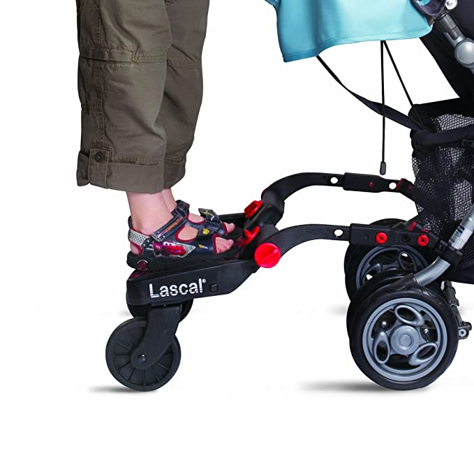 Lascal 2850 - Buggy Board Mini - Tabla con ruedas para ...
