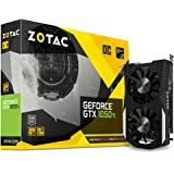 Zotac GeForce GTX 1050Ti 4 GB OC Graphics Card - Black