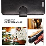FYY Luxury PU Leather Wallet Case for iPhone 6S