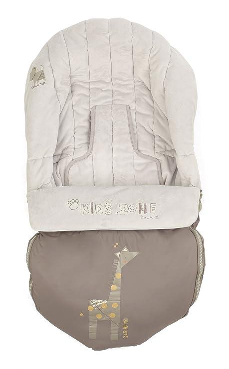 Jané - Saco de abrigo para sillas y carritos, color beige (080474 R80)