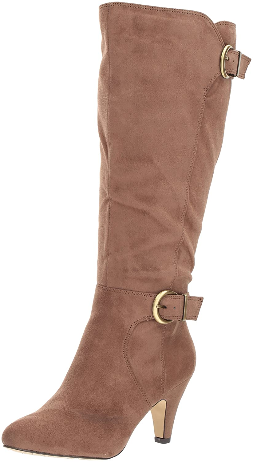 Bella Vita Women's Toni Ii Plus Harness Boot B073NQ1D1D 11 W US|Fawn Super Suede