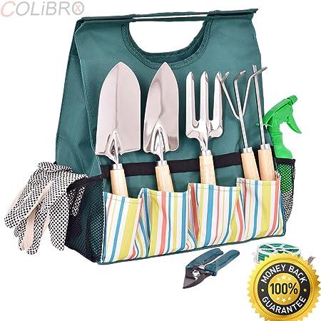 Amazon Com Colibrox 10 Pcs Gardening Planting Hand Tools Set