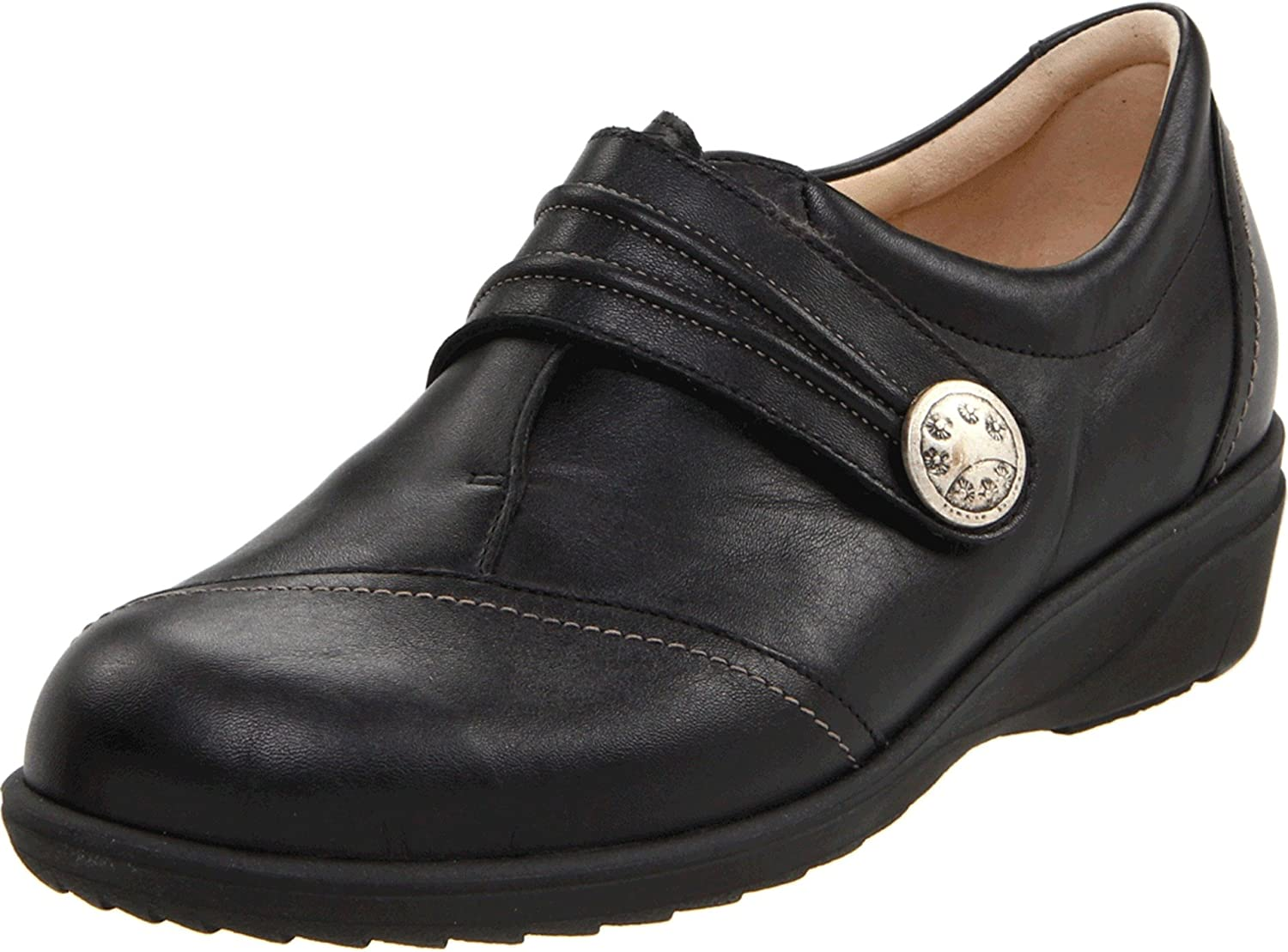 Finn Comfort Women's Galway - 2188 Slip-On B00595DQIY UK 2 /4.5 B (M)US|Black