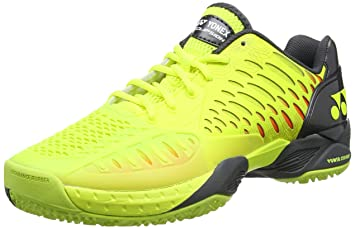 Yonex SHT eclipsion Clay - Zapatillas FS16 Hombre, Color Blanco, Talla UK 10,5: Amazon.es: Deportes y aire libre