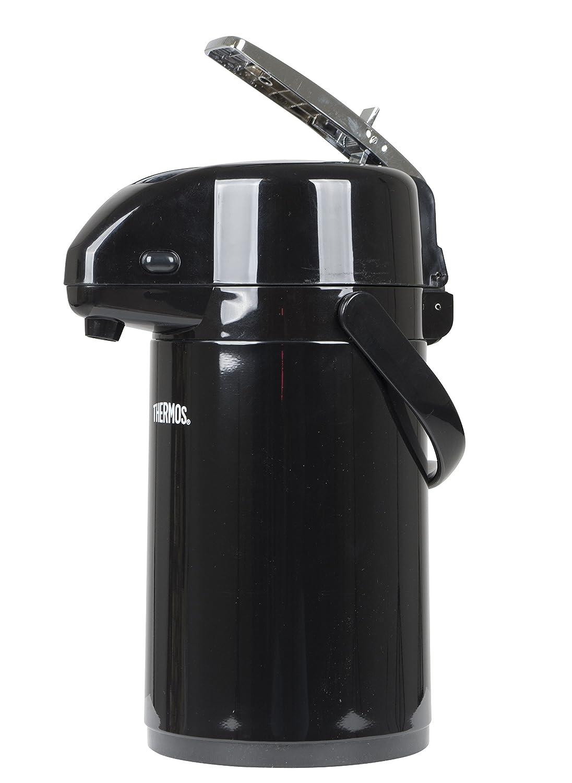 Thermos Pumpkanne, Schwarz, 1.3 Liter, 184632.0