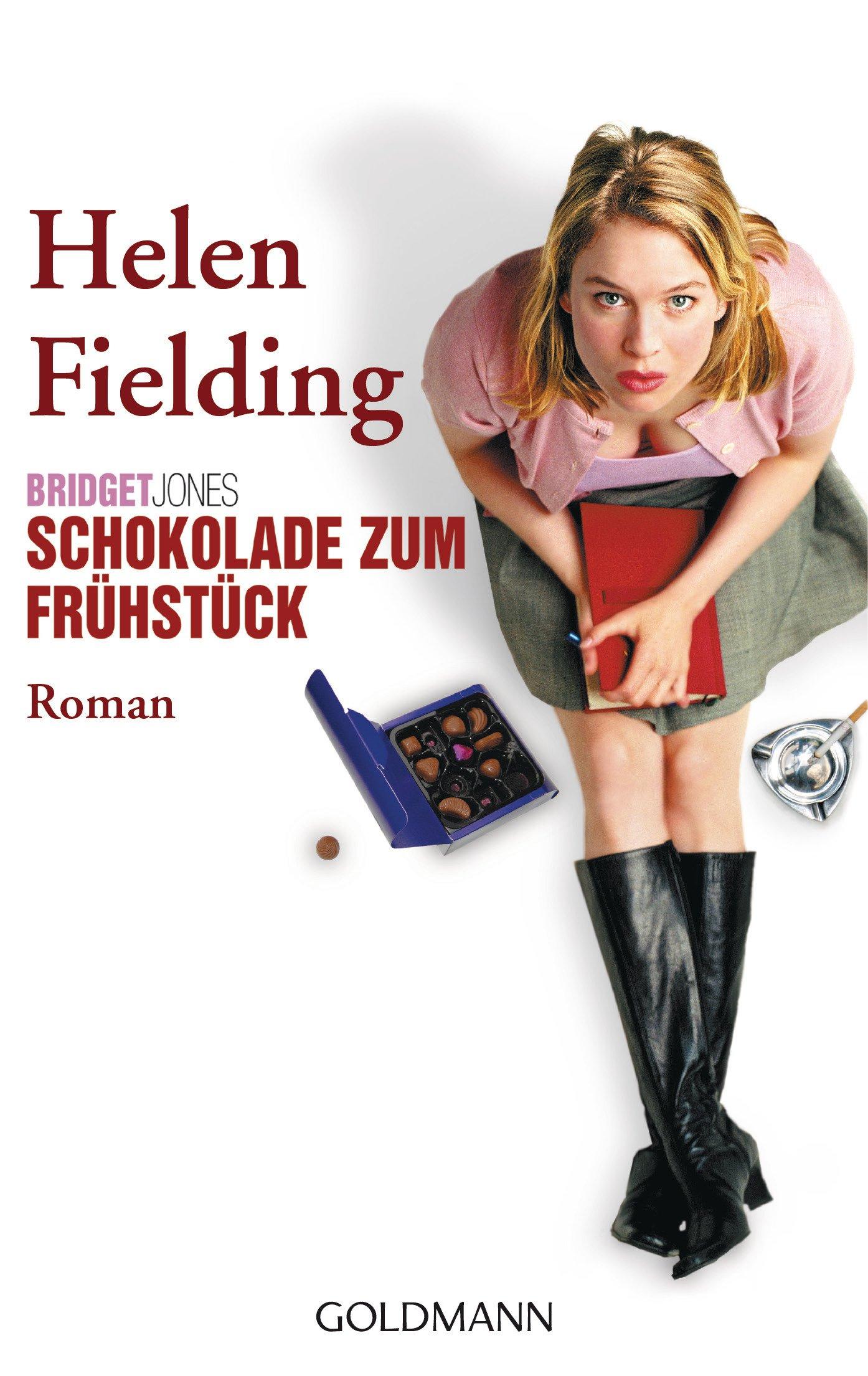 Bridget Jones Schokolade Zum Frühstück Roman Amazonde Helen