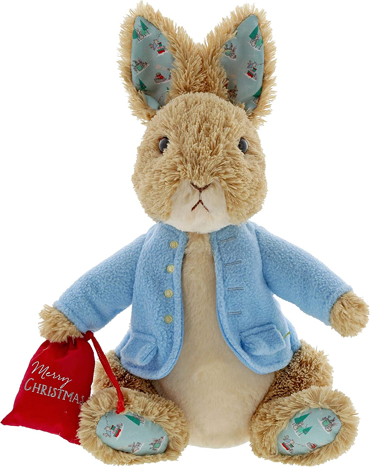 """MY FIRST PETER RABBIT 12/"""" PLUSH BRAND NEW GREAT GIFT BEATRIX POTTER FREE POSTAGE"""