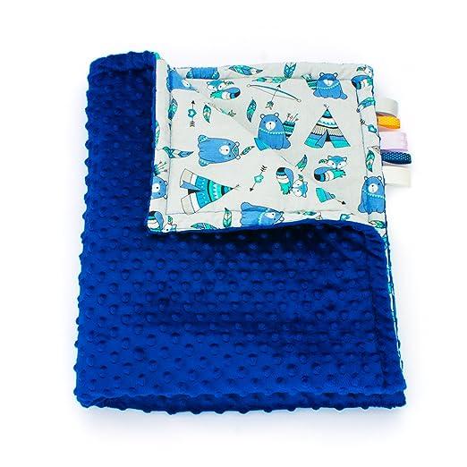 2 opinioni per 1buy3 MINKY Coperta per bambini imbottita|coperta in peluche|tappetino|coperta